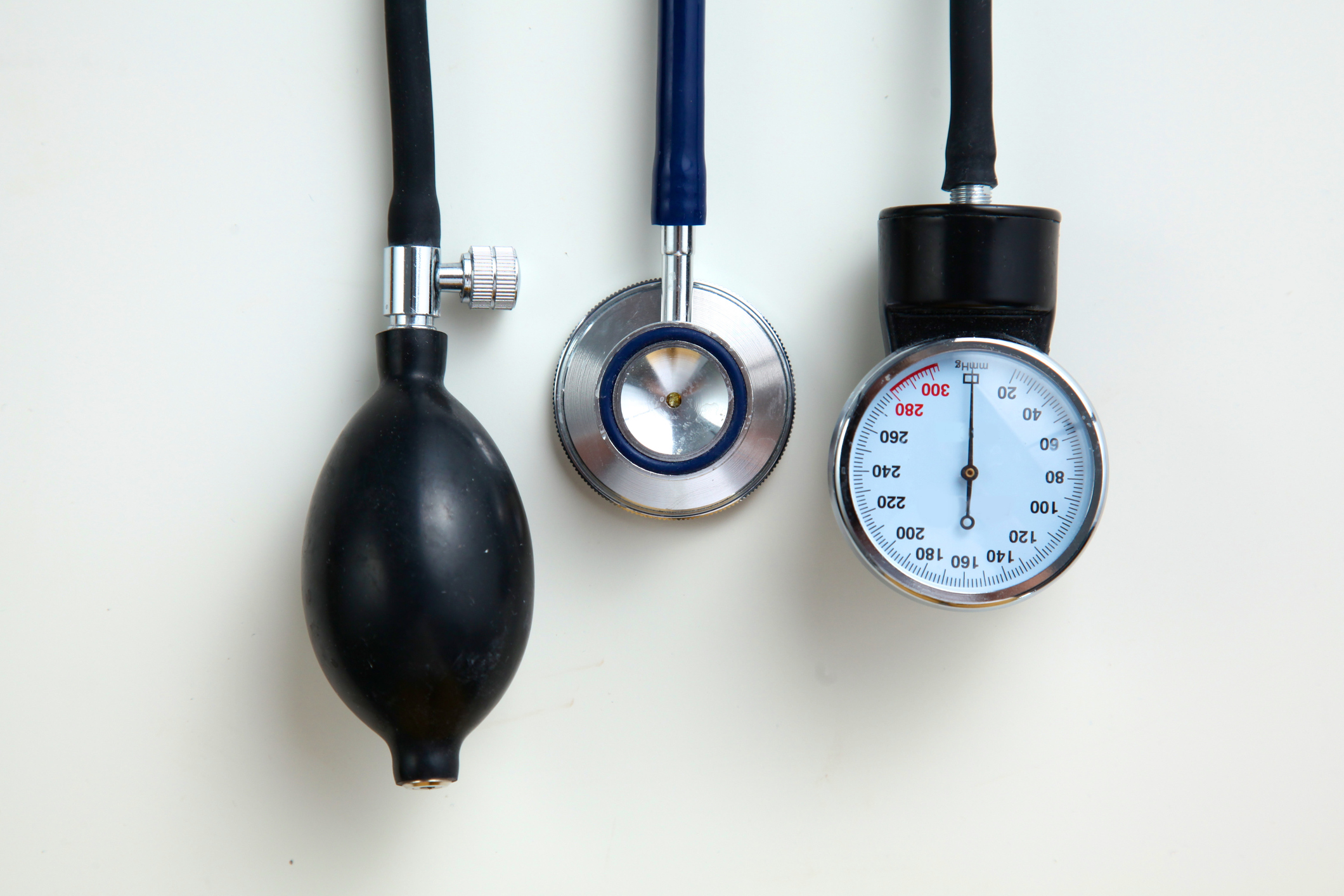 What causes low blood pressure?