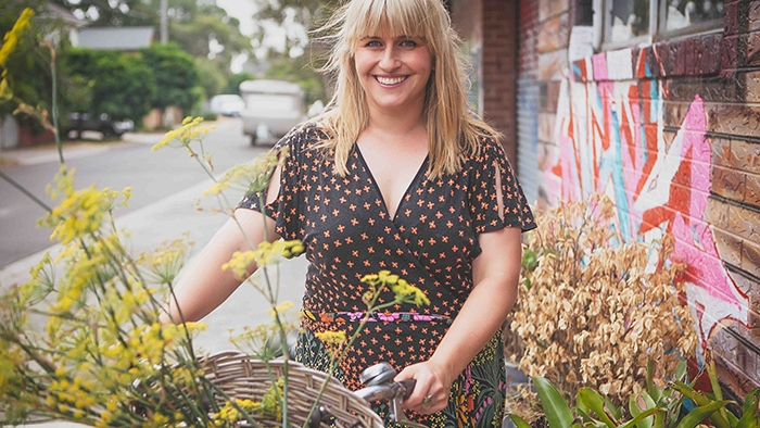 2013 Masterchef winner Emma Dean has a passion for fresh produce