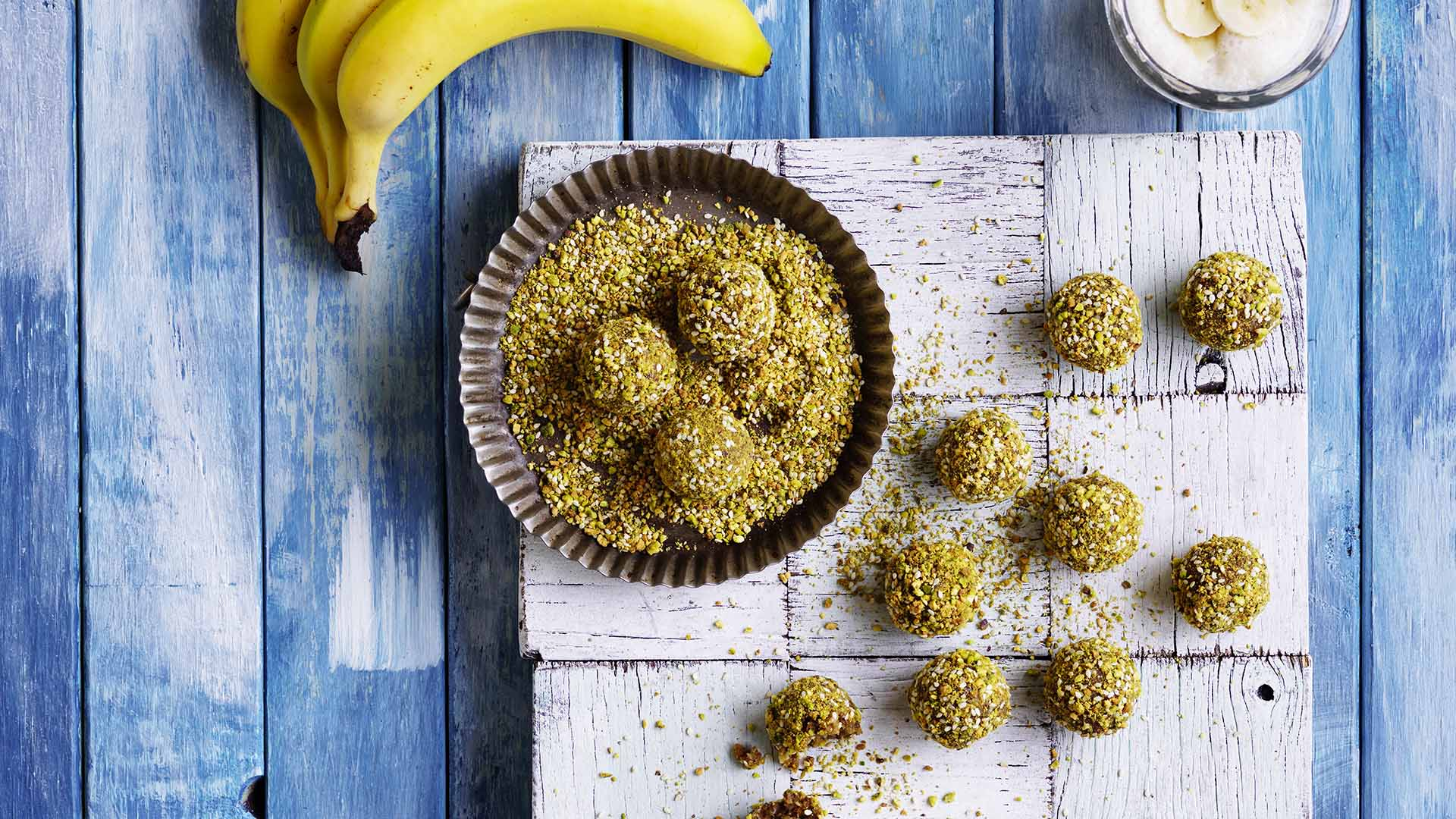 be_banana date protein balls recipe