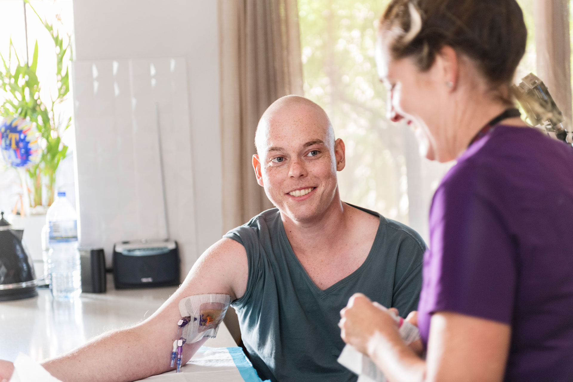 Medibank at Home chemotherapy