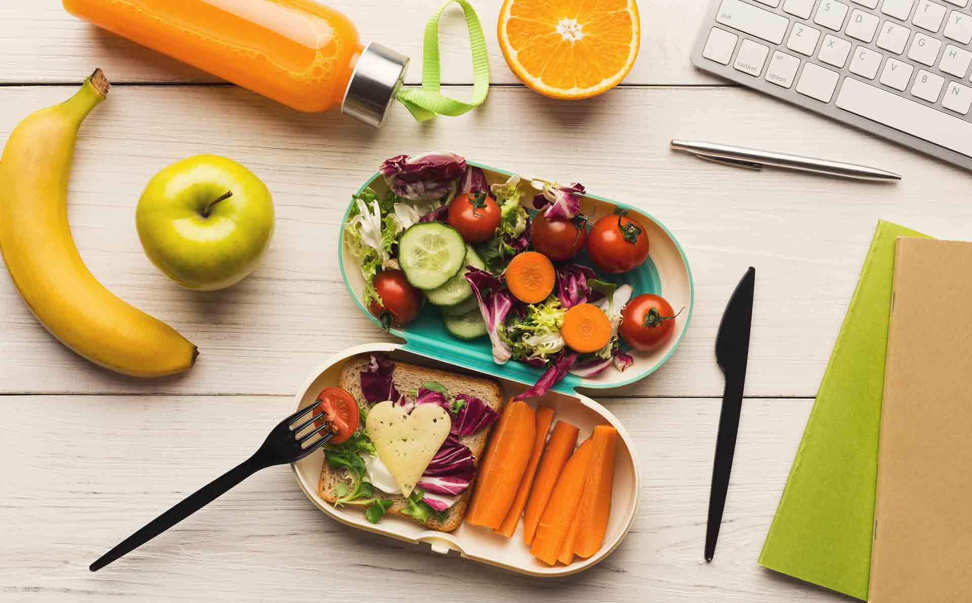 be_does your workplace promote healthy eating