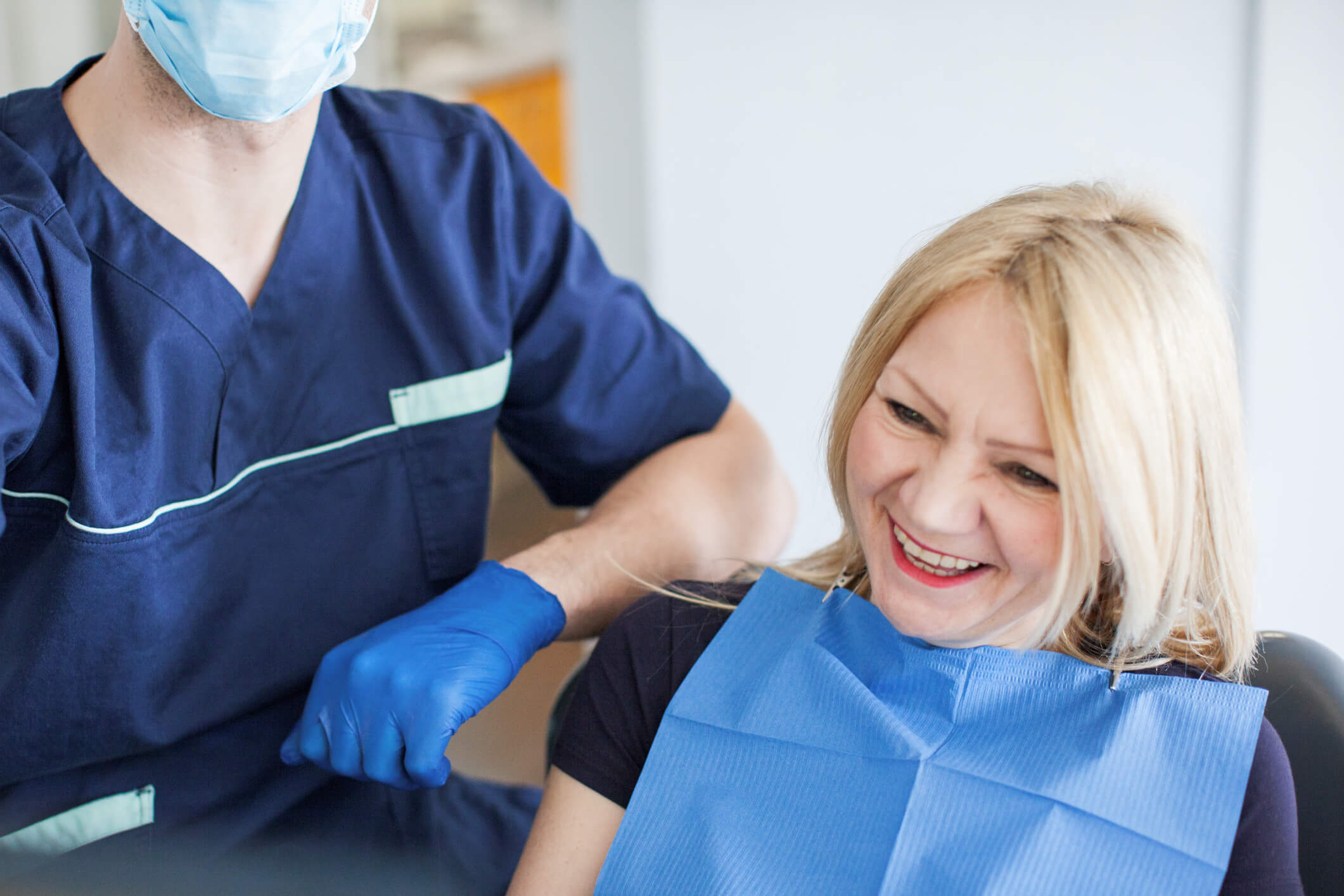 It's estimated between  up to one in 5 Australians fear the dentist.