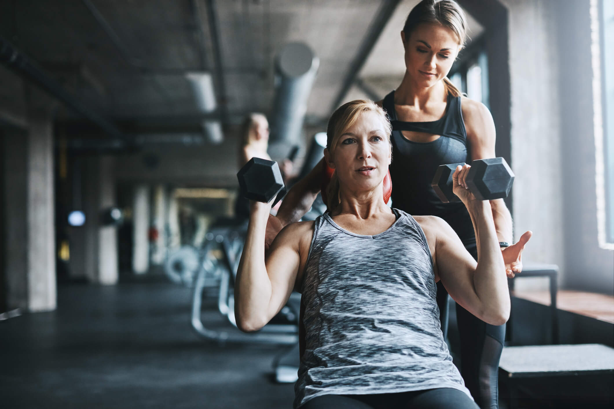 Benefits Of Weight Training For Older Women  Live Better-2983