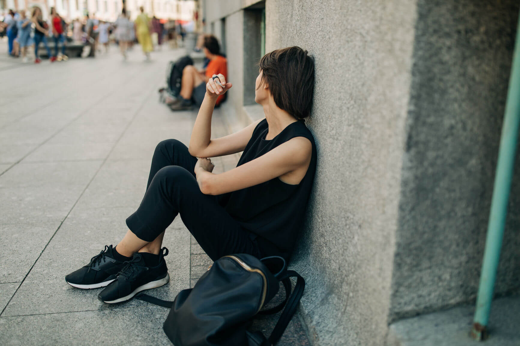 cigarette release stress/ smoke/Why Are LGBTQ+ People Are More Likely To Smoke?