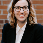 Sara Hanson, lawyer at Moore Edgar Lyster LLP in Vancouver