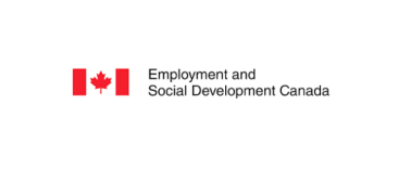 Employment and Social Development Canada logo