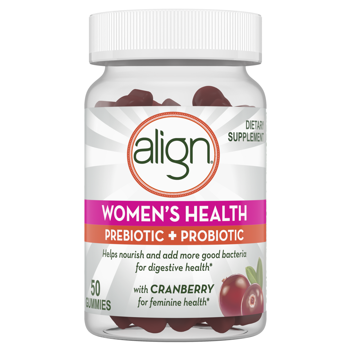 Women's Prebiotic + Probiotic