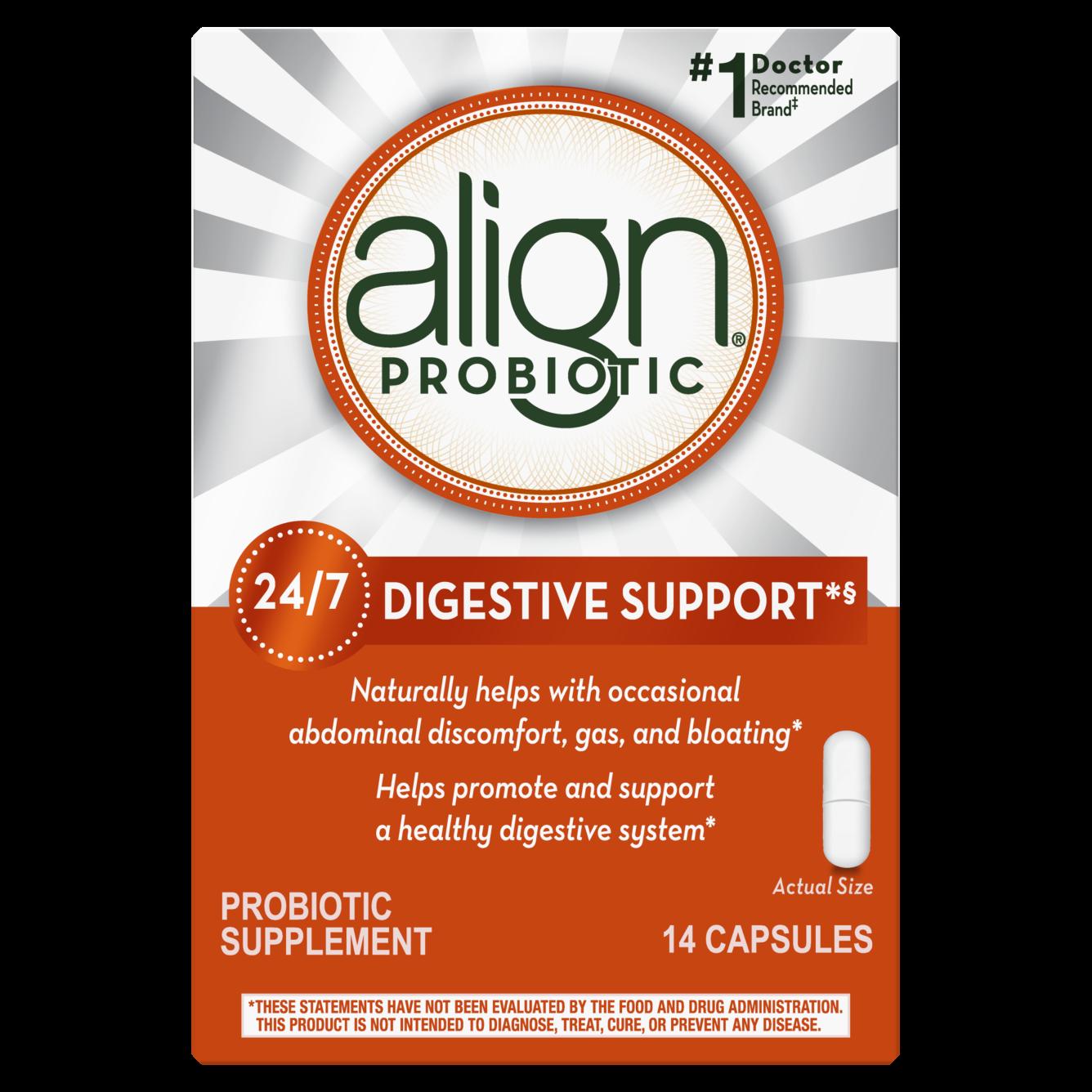 Align Probiotic Supplement | Align