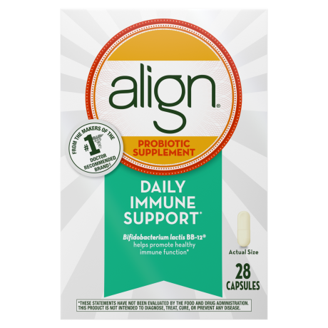 Align Daily Immune Support Probiotic Supplement - Write your review
