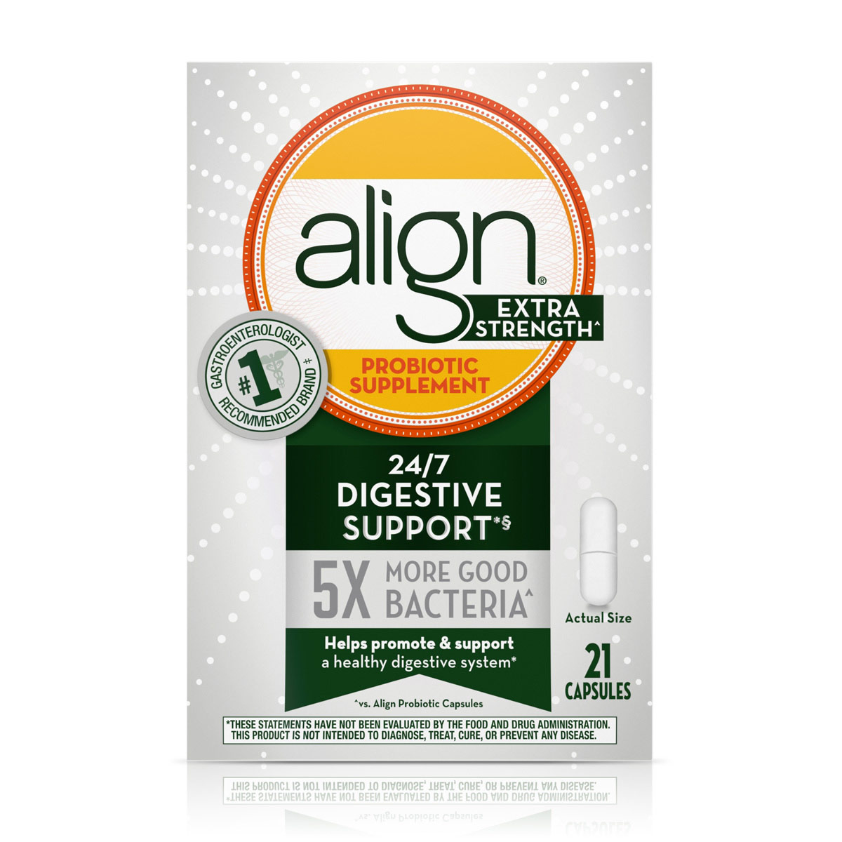 ALIGN EXTRA STRENGTH^ PROBIOTIC SUPPLEMENT