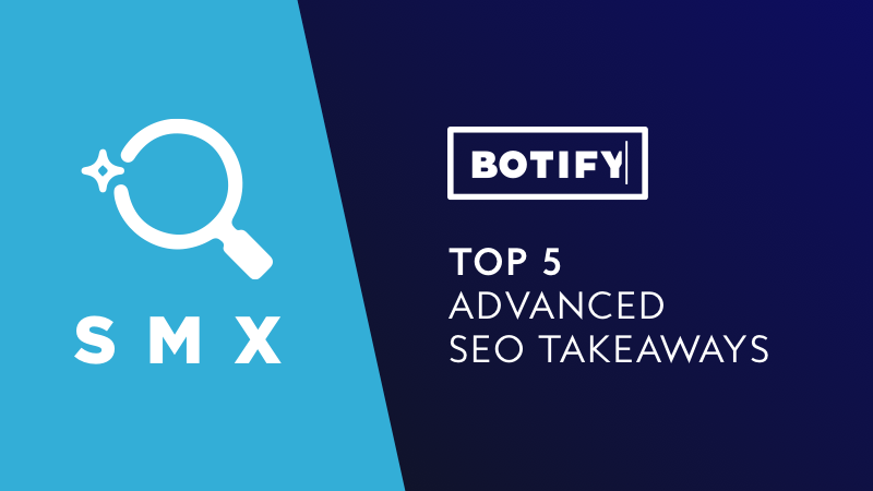 smx 17 SEO takeaways