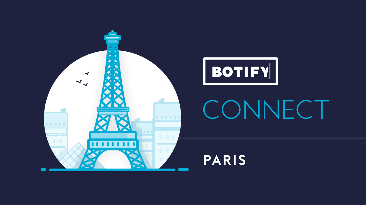 BotifyCONNECT Paris