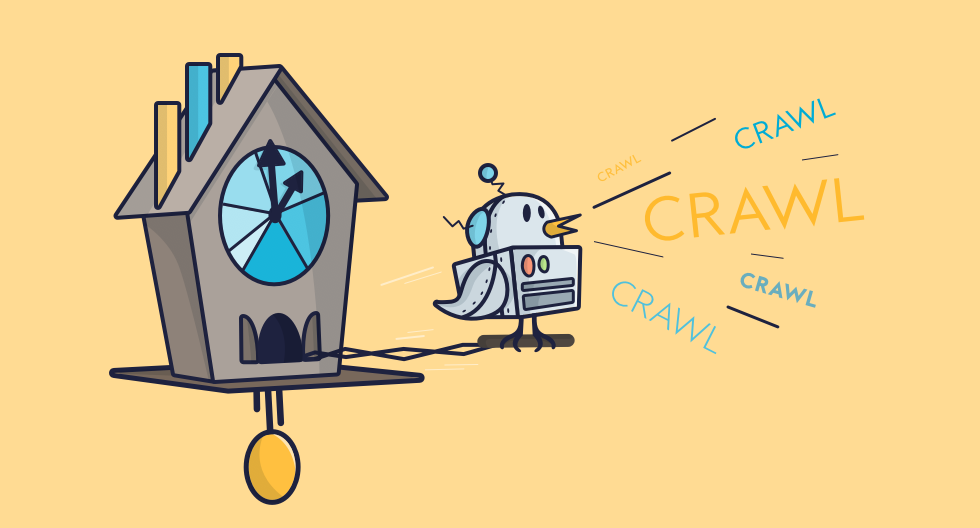 crawl frequency seo