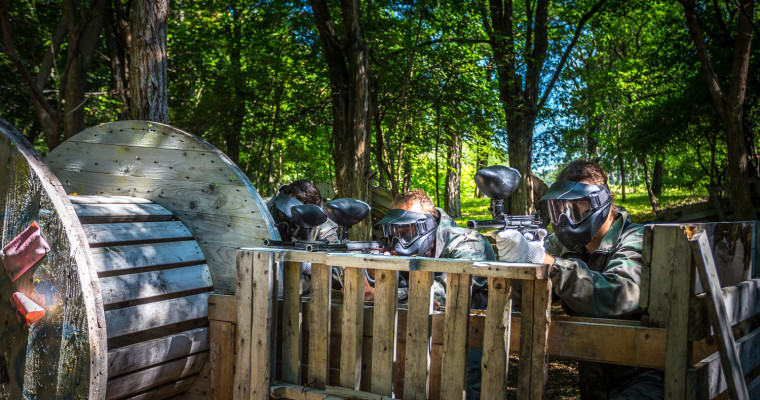 BUD paintball 10