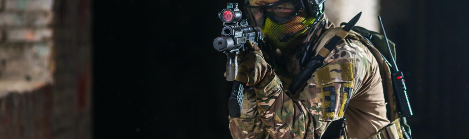 Budapest Assaut à l'airsoft image