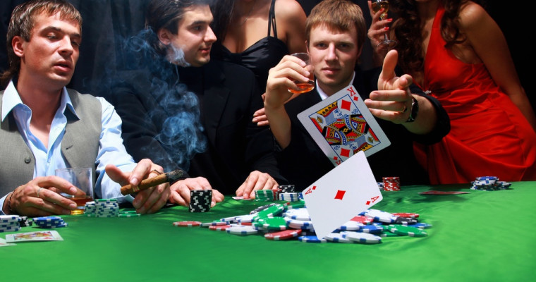 Play Poker in Prague on Stag Do
