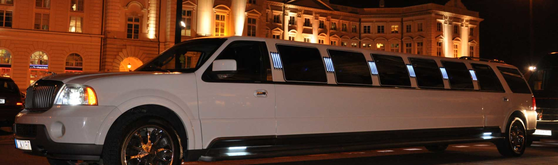 Barcelona Ford Lincoln Limo Transfer image