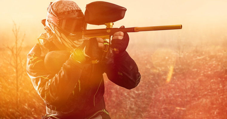 Outdoor paintballing, quads and bbq in Krakow - Pissup Stag Do