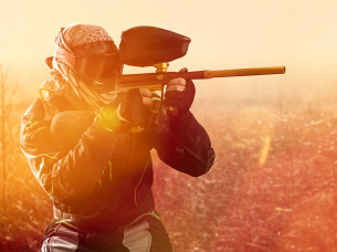 Paintball Outdoor in Cologne