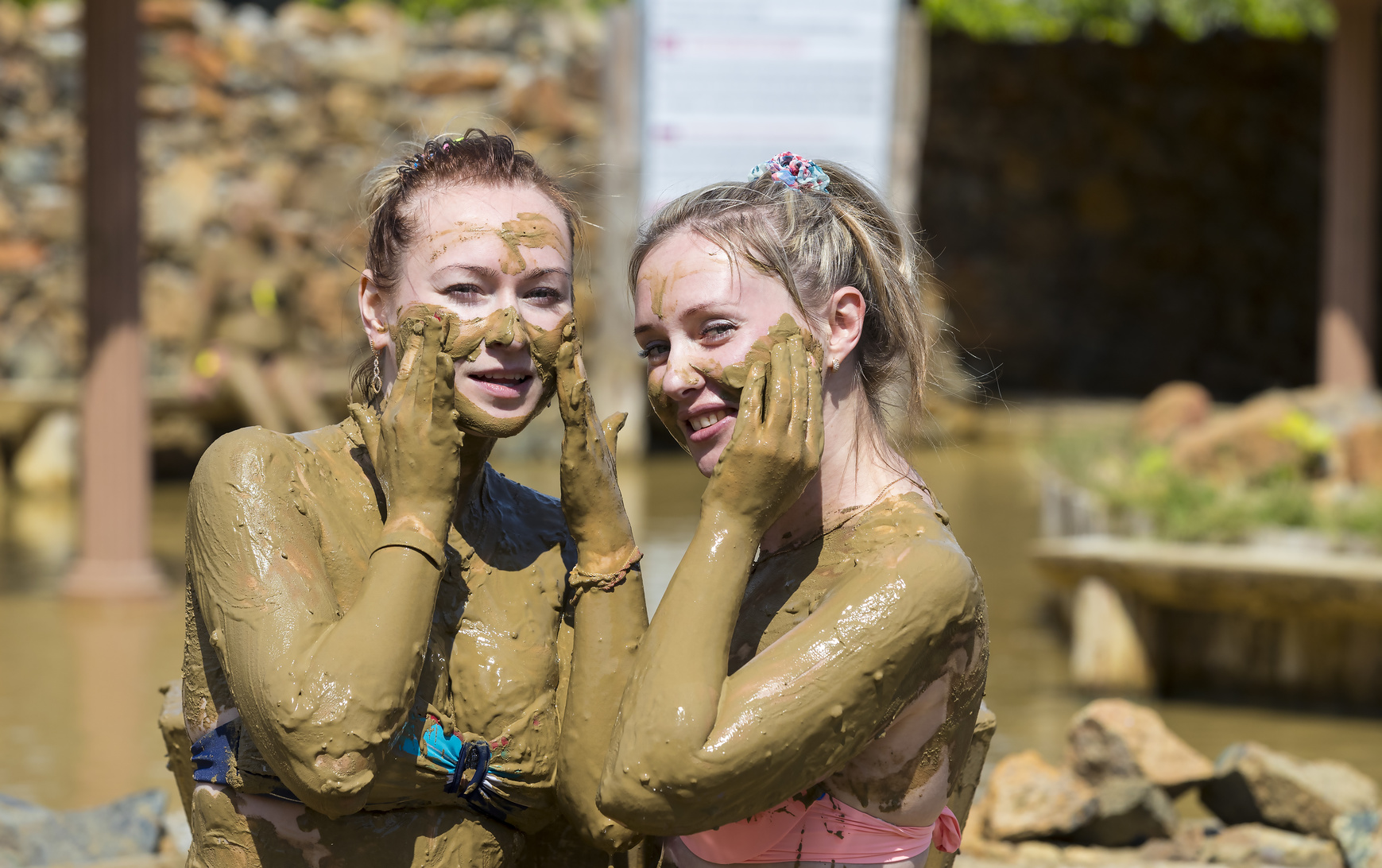 Babes In The Mud