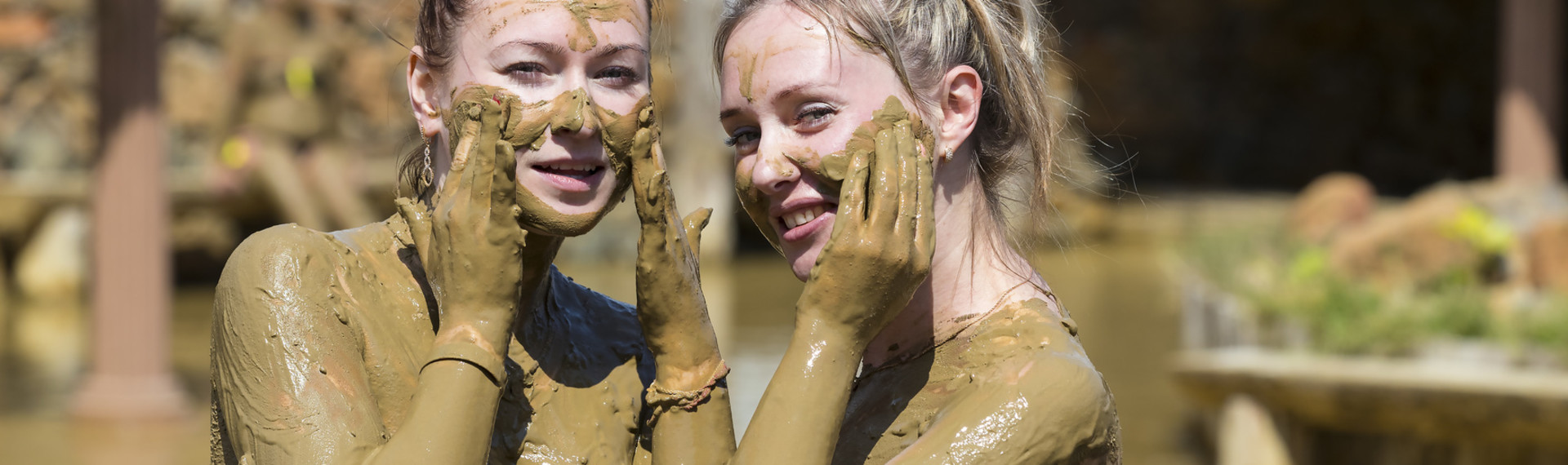 Bratislava Babes In The Mud image