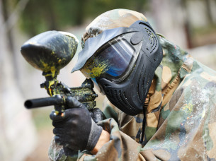 Paintball i Amsterdam