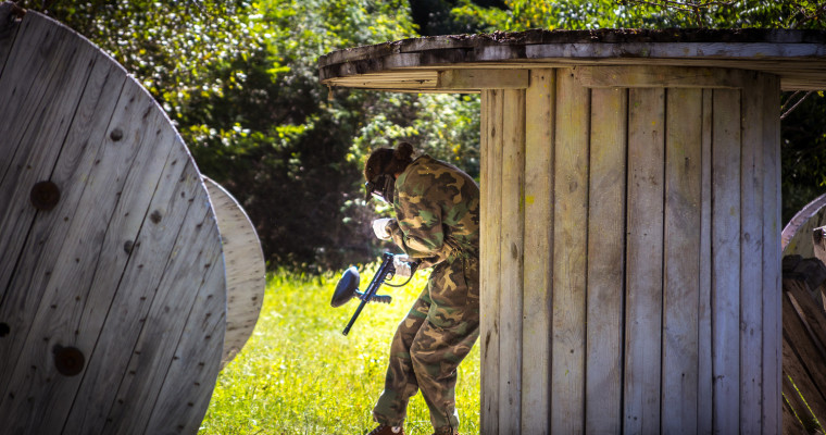 BUD paintball 8