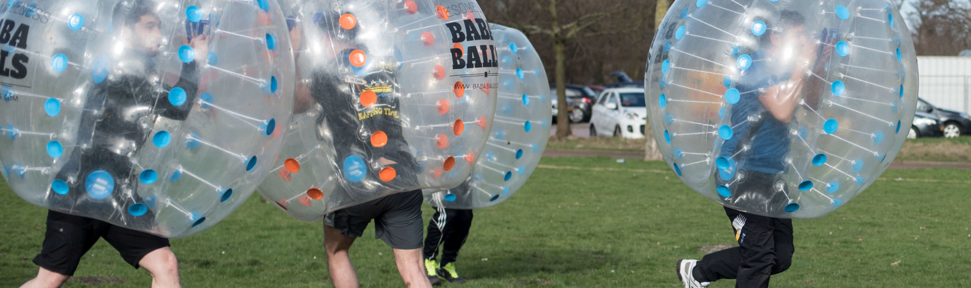 Amsterdam Bubble Football Outdoor image