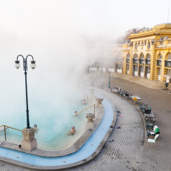 Top Spa in Budapest on stag