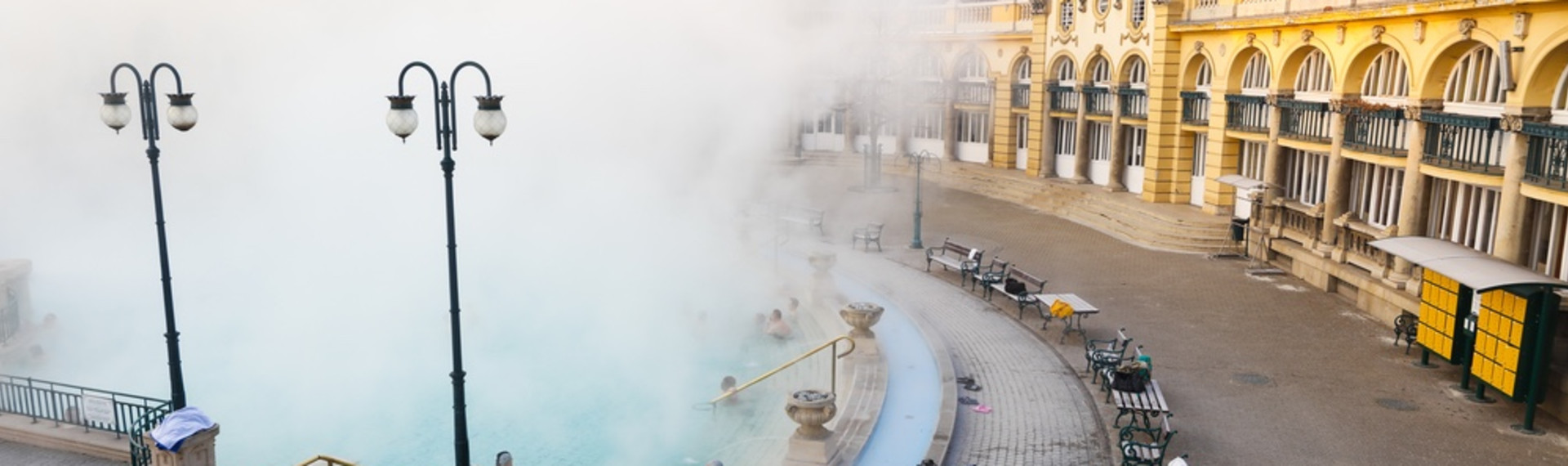 Budapest Thermes et Spa image