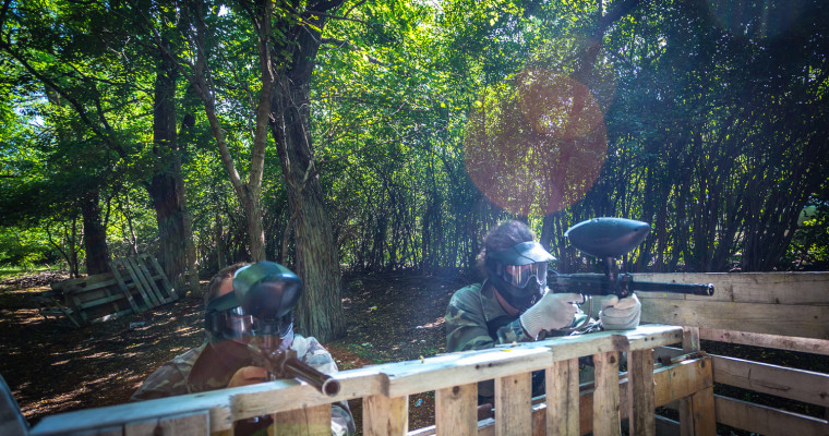 BUD paintball 1