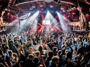 Club Night - VIP Table Reservation in Prague