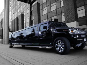 Hummer H2 Limo in Hamburg