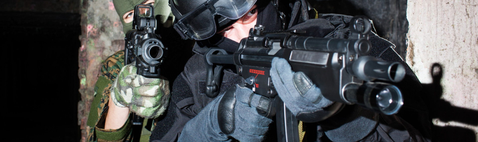 Bratislava Special Forces Shooting image