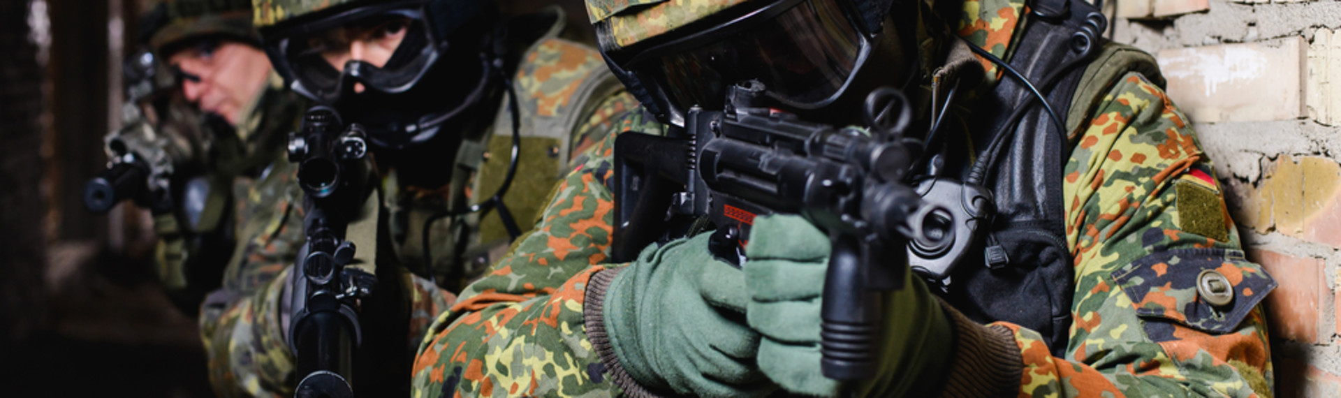 Warsaw Special Forces Shooting image