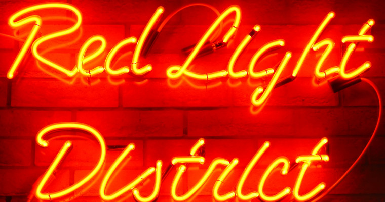 Red Light District Amsterdam Bar Crawl