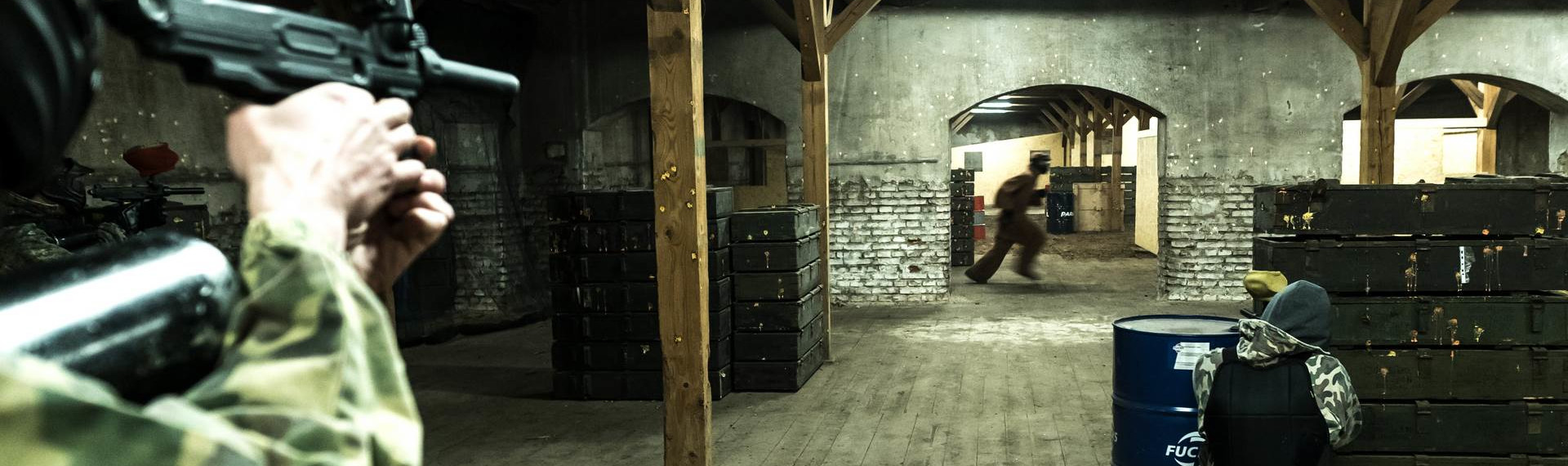 Prag Indoor-Paintball image