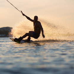 Munich wakeboarding - Pissup stag do