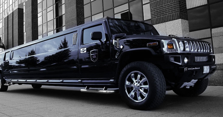 Hummer Limo hire in Budapest on Stag Do