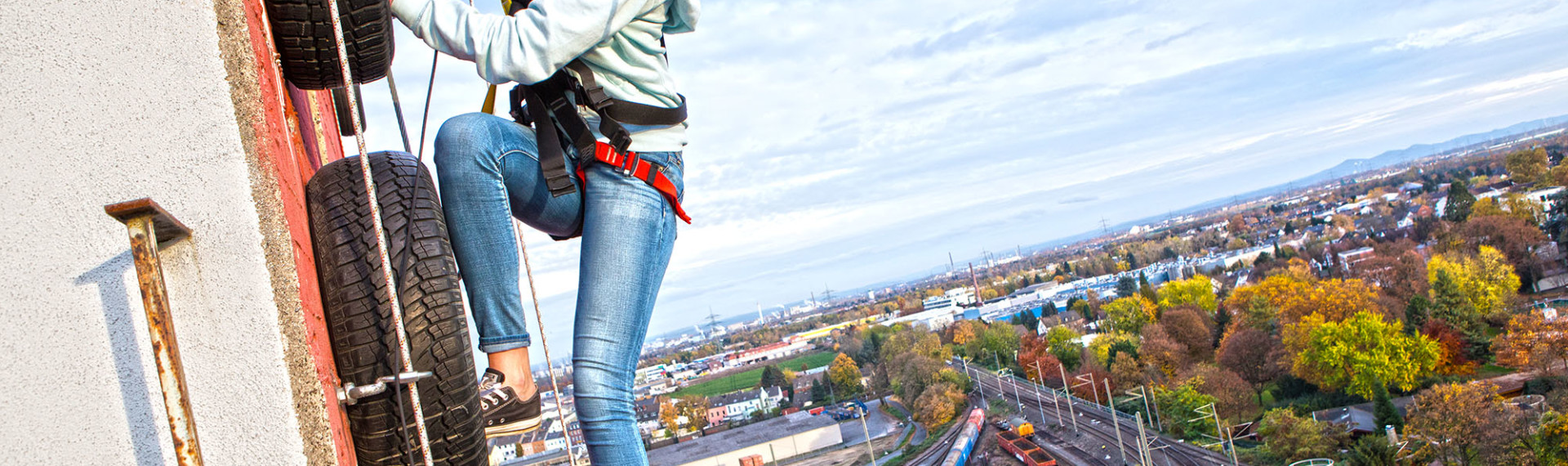 Cologne Climbing Wall - Via Ferrata image