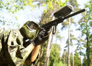 Paintball Lisbon Pissup Stag Do