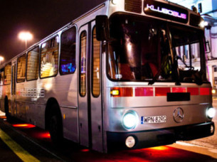 Party Bus in Amsterdam