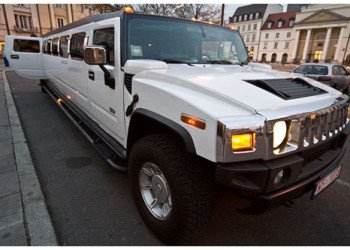 Berlin Hummer Airport trans. Supplied