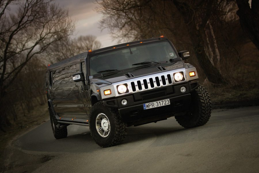 Hummer Limo Transfer & Ride