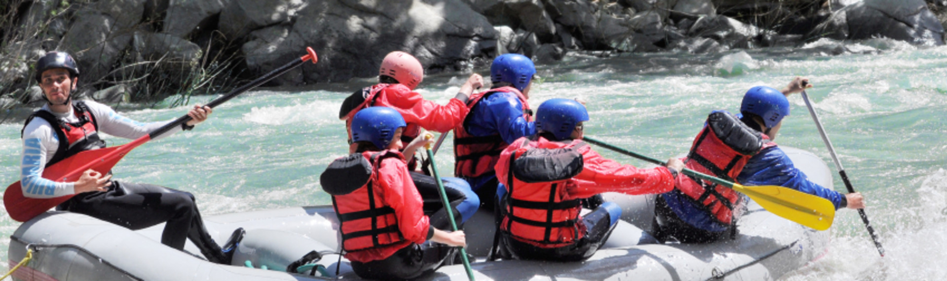 Wroclaw White Water Rafting image