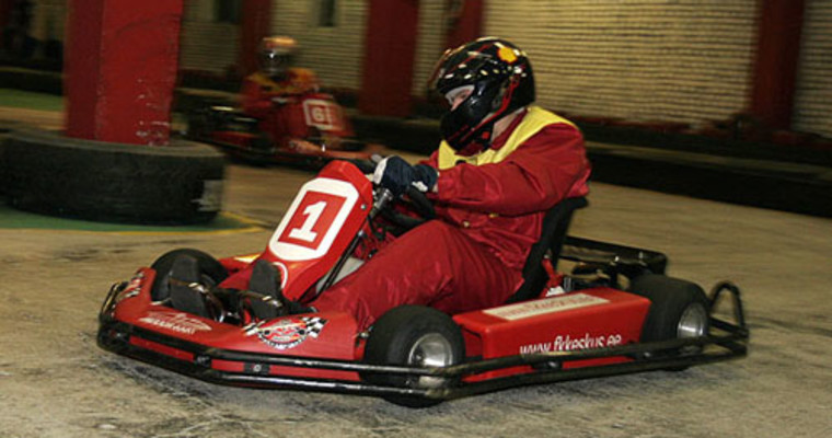 Sofia Indoor Superkarts Supplied