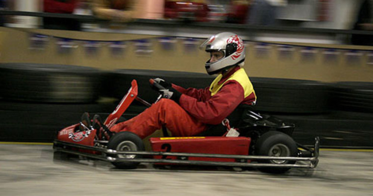 Sofia Outdoor Karting Supplied