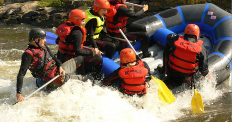Sofia Rafting Supplied