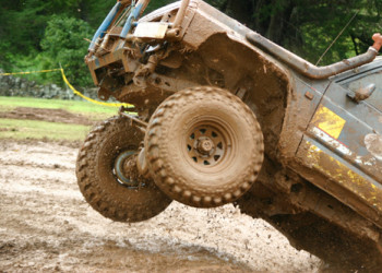 Wroclaw Off Road Driving  Supplied