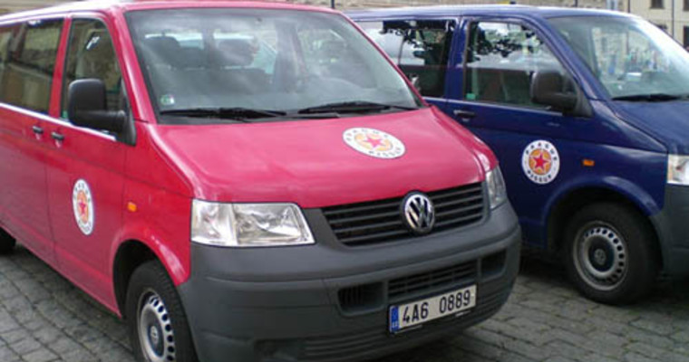 Wroclaw Package one way transfer Supplied